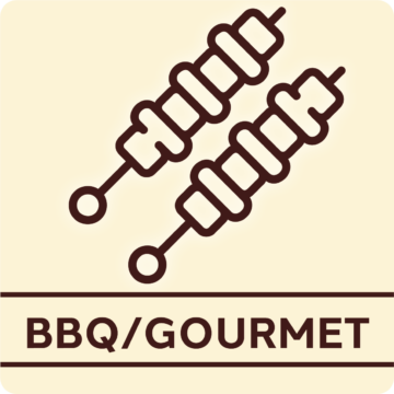 Barbecue/gourmet